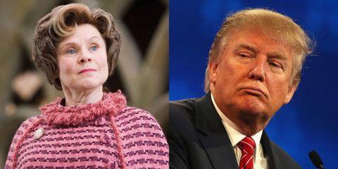Umbridge Trump