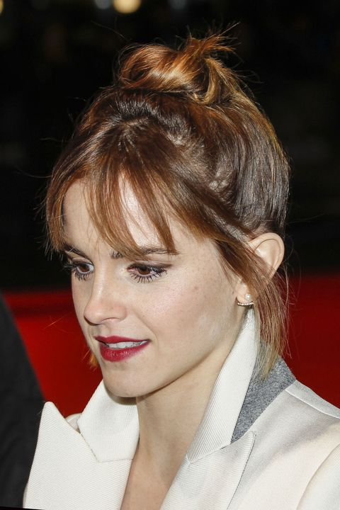 Emma Watsons New Hairstyle Is Hermione Af
