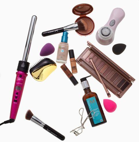 Brown, Purple, Stationery, Pink, Magenta, Violet, Brush, Lavender, Cosmetics, Bottle,