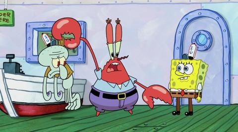 It's hard to believe that SpongeBob SquarePants ...