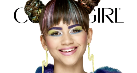 Watch Zendaya Totally Slay 3 Different Looks In Her New Cover Girl