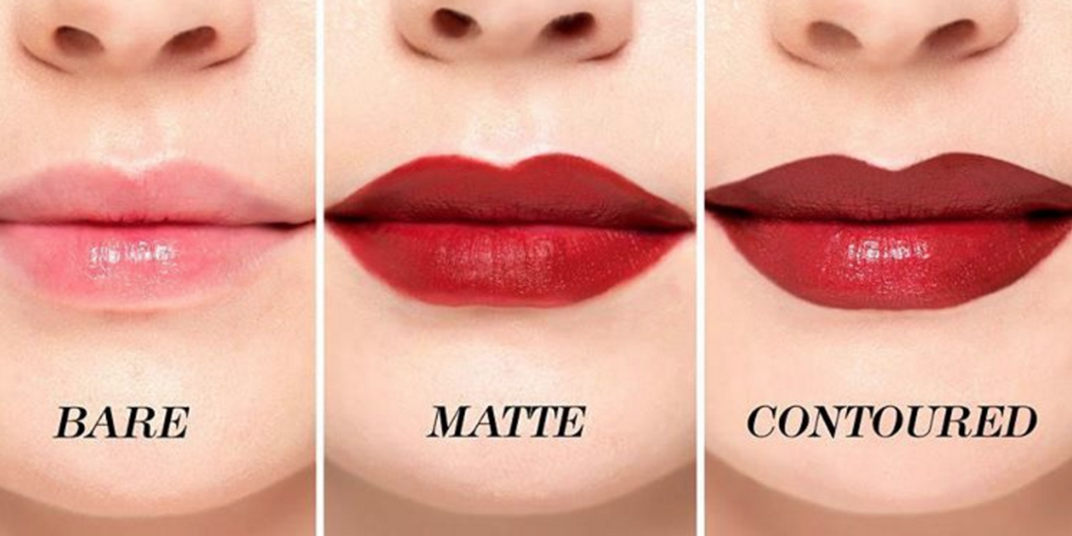 Lip Contouring Is the Weird Beauty Secret That Will Totally Change Your Life