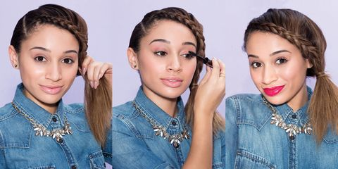 Hair, Head, Nose, Ear, Lip, Cheek, Eye, Hairstyle, Skin, Eyelash,