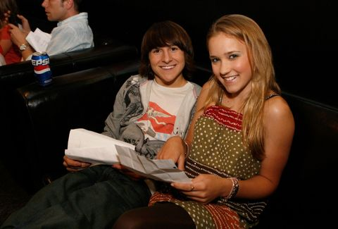 Emily Osment Michel Musso