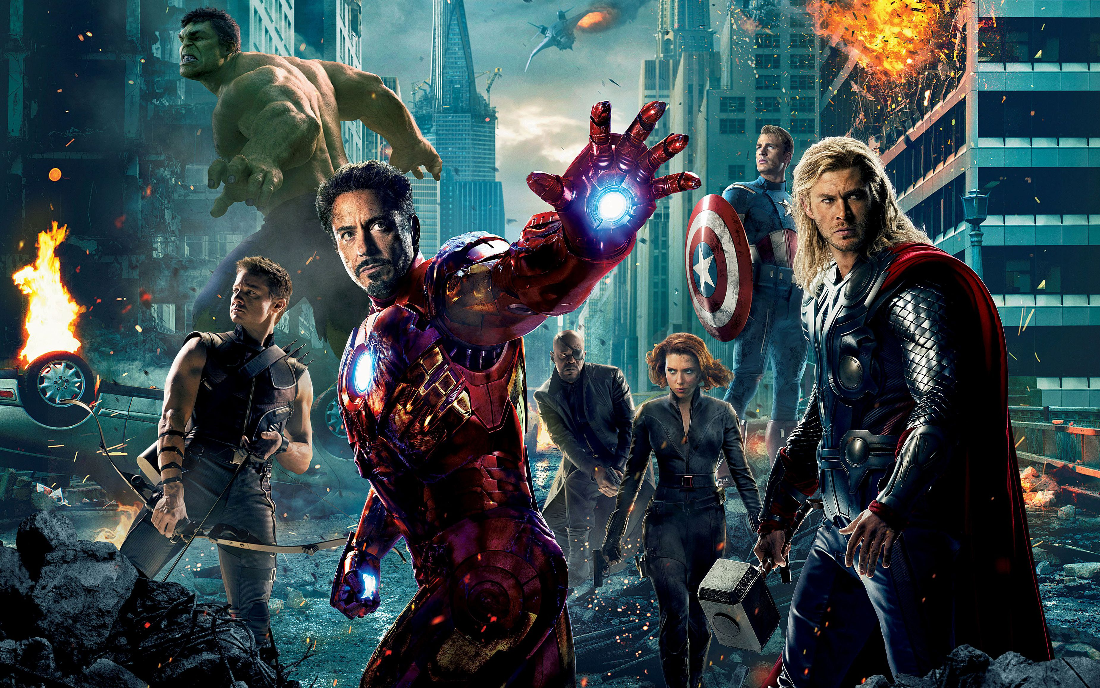All The Marvel Moves In Order New Marvel Movies