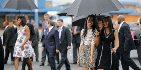 Clothing, Leg, Coat, People, Dress, Trousers, Umbrella, Shirt, Photograph, Standing,