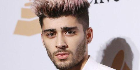 Hair, Head, Ear, Nose, Facial hair, Lip, Cheek, Hairstyle, Chin, Forehead,