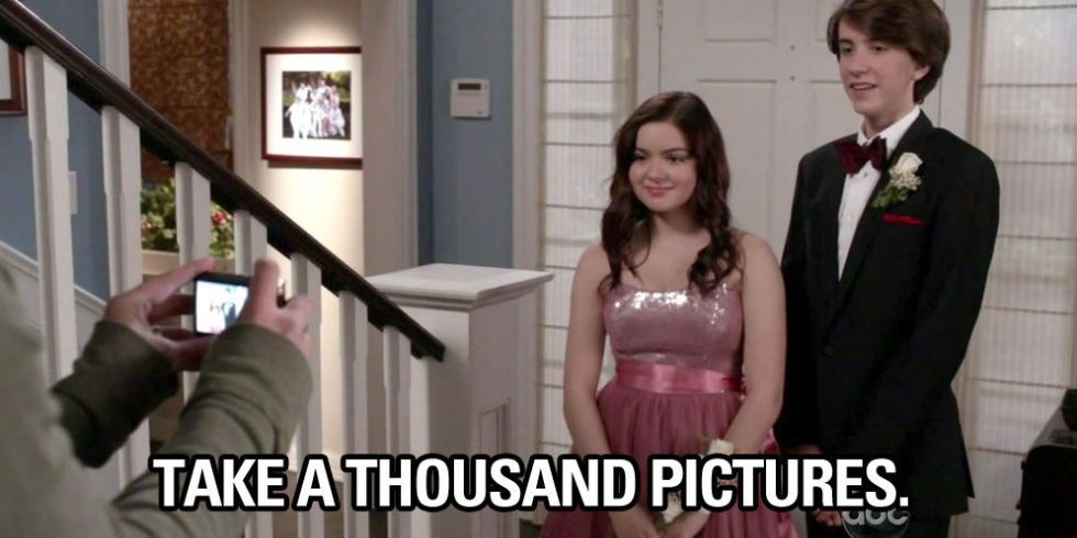 10 Super Annoying Things All Parents Do When It S Prom Time