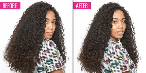 How To Grow Natural Curly Hair Faster In 12 Months Before After Pictures Miss Chanelli You