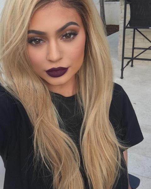 Kylie Jenner's Most Recent Lip Kit Restock Literally Broke