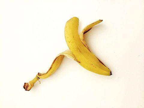 Yellow, Banana family, Fruit, Natural foods, Flowering plant, Produce, Cooking plantain, Banana, Peel, Saba banana,