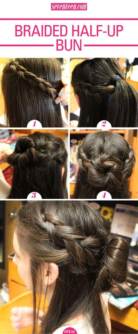 Hair, Brown, Hairstyle, Forehead, Hair accessory, Style, Long hair, Beauty, Black hair, Temple,