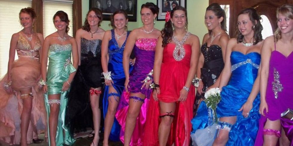 High School Slutty Prom Dresses