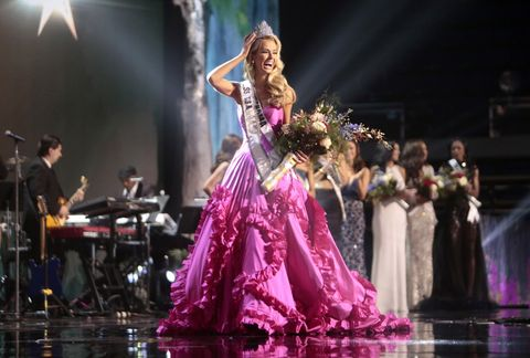 Miss U.S.A.