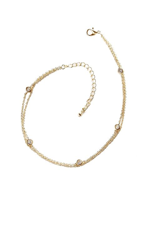 """<p>Urban Outfitters Summer Nights Anklet, $18; <a href=""""http://www.urbanoutfitters.com/urban/catalog/productdetail.jsp?id=37947207&category=SEARCH+RESULTS"""" target=""""_blank"""">urbanoutfitters.com</a> </p>"""