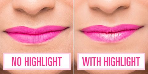 how to make your lipstick look matte