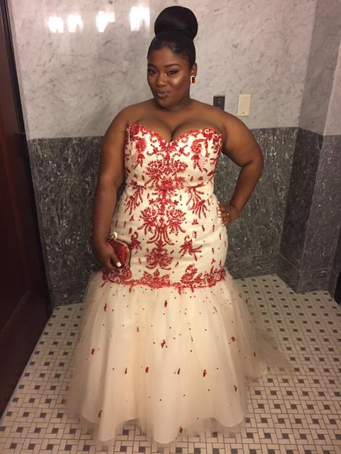 Clothing, Dress, Shoulder, Textile, Bridal clothing, Style, Flooring, Floor, One-piece garment, Formal wear,