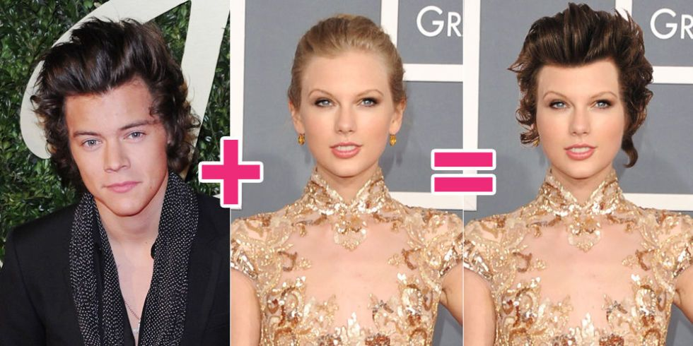 harry styles hair how to what 14 would look like with harry styles hair 3784 | landscape 1461793706 harry with taylors hair