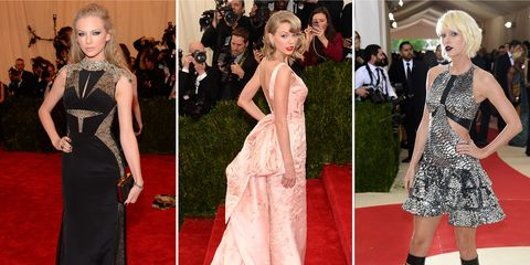 Red carpet, Fashion model, Dress, Carpet, Clothing, Fashion, Gown, Flooring, Shoulder, Haute couture,