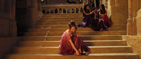 Sitting, Stairs, Temple, Maroon, Love, Scene, Stock photography,