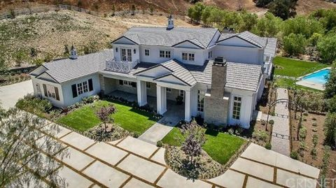 Kylie's New Mansion