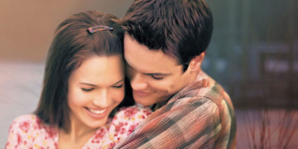 Mandy Moore Fell In Love With Shane West While Filming A Walk To Remember Jamie And Landon S Love Was Real Irl