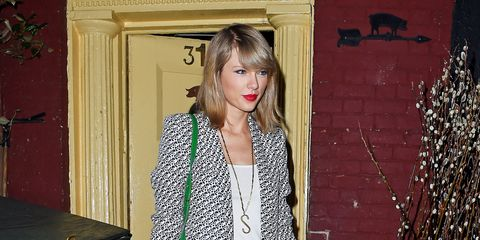 Taylor Swift New Apartment