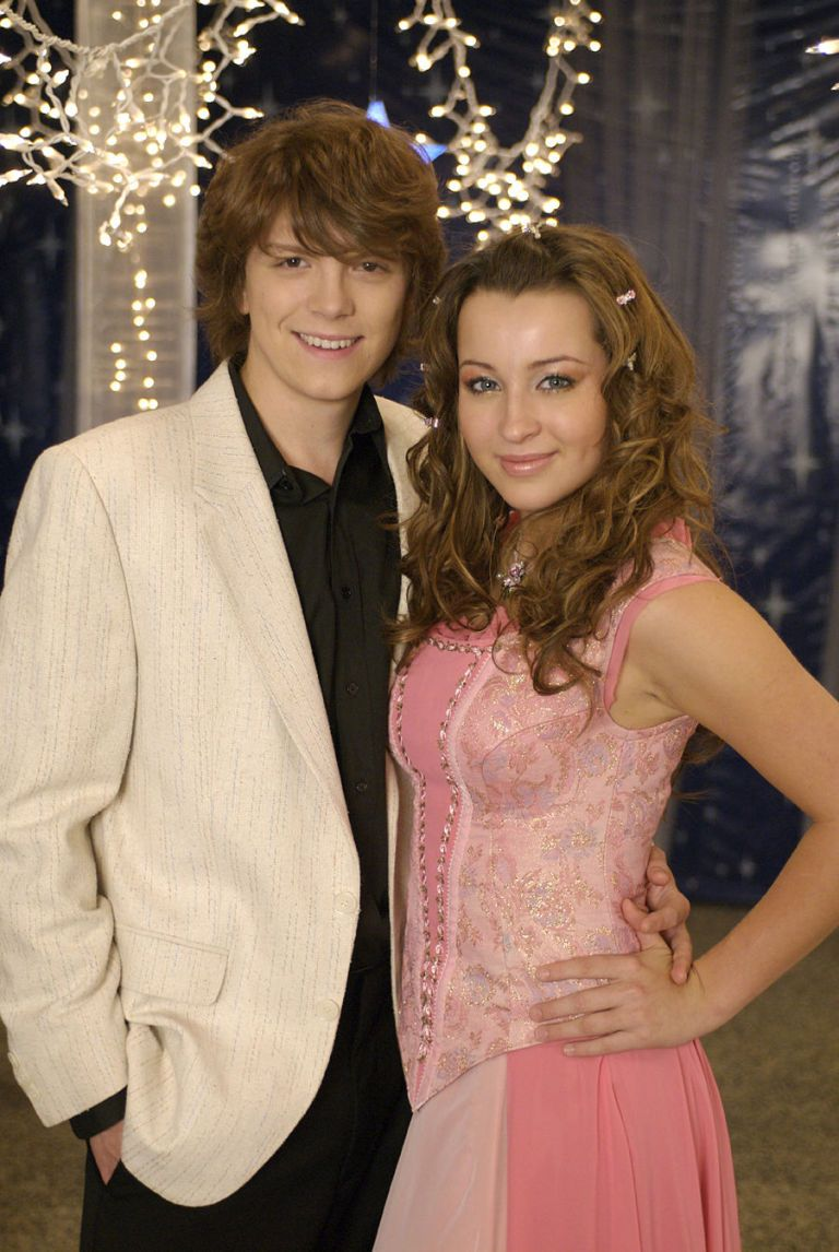 From Life With Derek Ashley And Hookup Michael