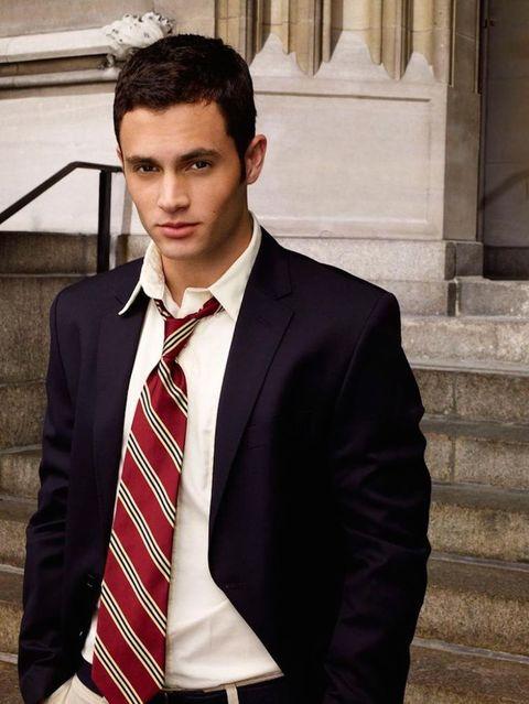 Suit, Clothing, Blazer, Formal wear, Outerwear, Model, White-collar worker, Tuxedo, Fashion, Jacket,