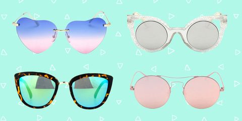 Eyewear, Vision care, Blue, Aqua, Colorfulness, Teal, Pattern, Azure, Tints and shades, Turquoise,