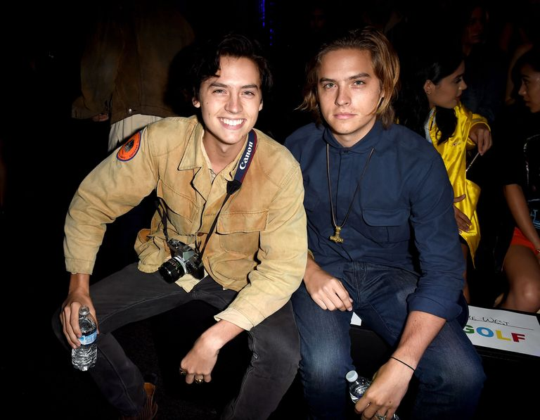 Dylan And Cole Sprouse Dad FYI: Cole and D...