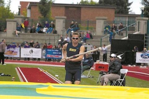 Teen athlete Javelin accident