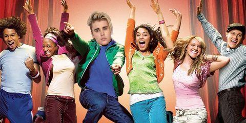 Justin bieber high school