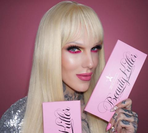 Lip, Hairstyle, Skin, Chin, Eyebrow, Pink, Eyelash, Style, Magenta, Purple,