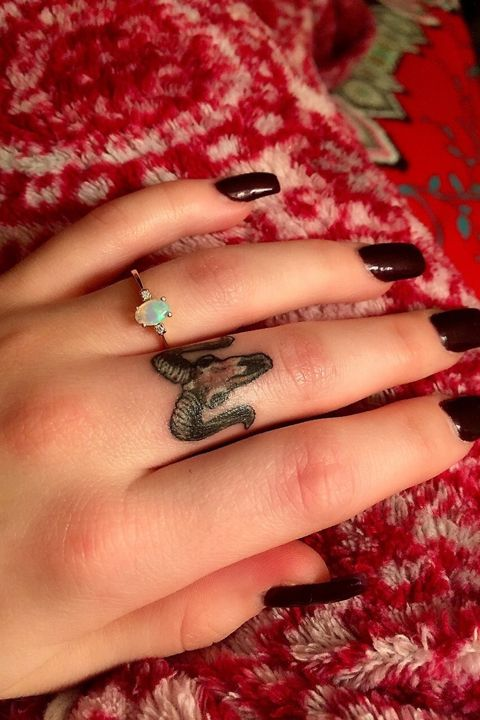 Finger, Skin, Nail, Hand, Red, Pattern, Jewellery, Nail care, Pink, Style,