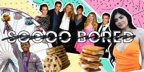 Smile, Cuisine, Food, Facial expression, Baked goods, Dish, Dessert, Finger food, Snack, Breakfast,
