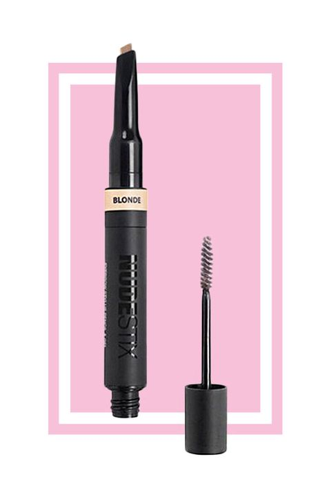 "<p>Can't be bothered to do a full face after Phys Ed?  To look put-together in a hurry, just do your brows. This genius eyebrow tamer boasts an angled pencil on one end to give your arches natural-looking definition, and a spoolie and gel on the other end so you can set 'em and forget 'em. </p><p>NudeStix Eyebrow Stylus & Gel, $24, <a href=""http://www.seventeen.com/beauty/hair/g2816/hair-products-for-beachy-waves/?slide=3"" target=""_blank"">Bluemercury.com</a></p>"
