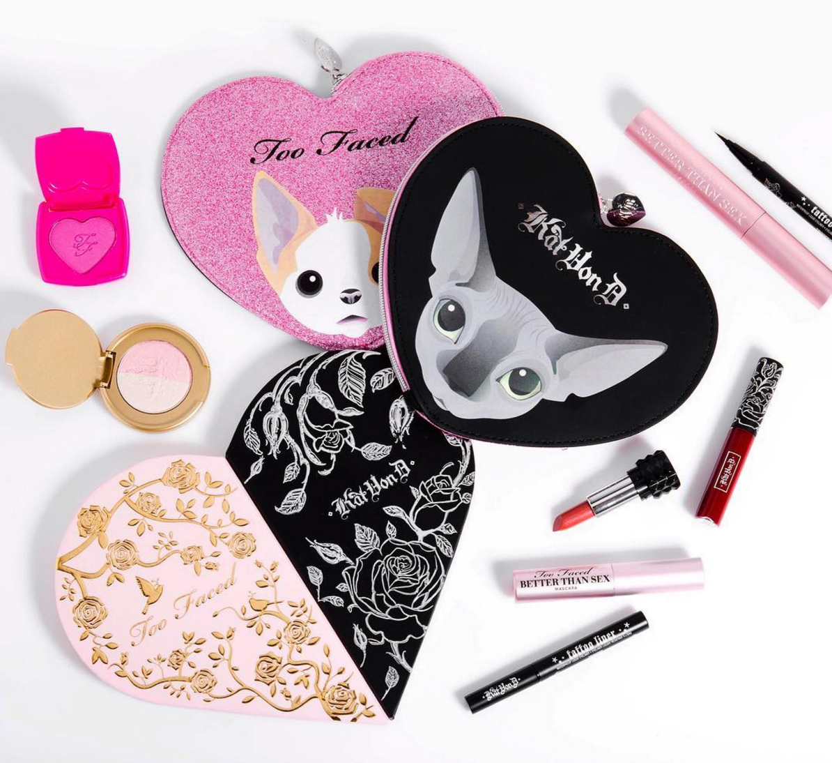 Très Full Better Together Collection - Too Faced x Kat Von D Collaboration LX04