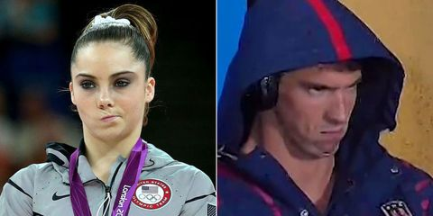 Here's How McKayla Maroney Feels About Michael Phelps