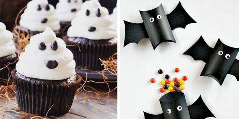 Cupcake, Food, Dessert, Ingredient, Baked goods, Cuisine, Cake, Sweetness, Baking cup, Cake decorating supply,