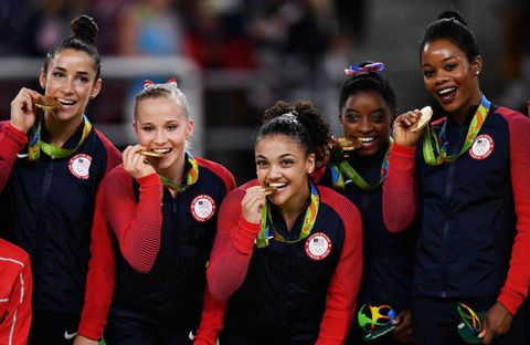 Smile, People, Happy, Facial expression, Team, Celebrating, Earrings, Laugh, Hair accessory, Cheering,