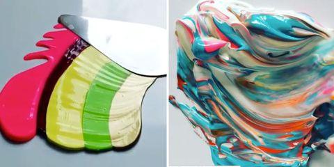 Green, Colorfulness, Teal, Aqua, Turquoise, Natural material, Ceramic, Dye,