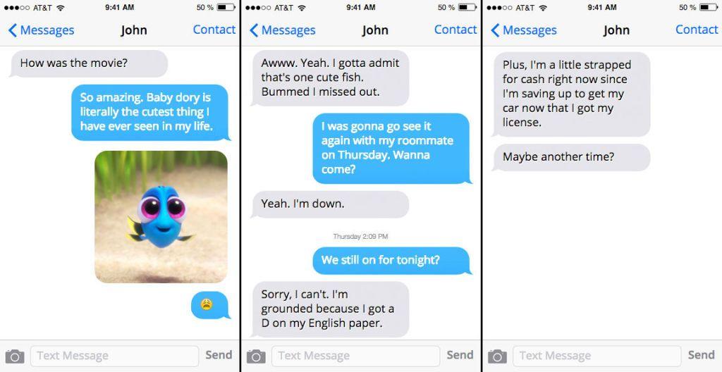 flirting signs texting gif video maker software