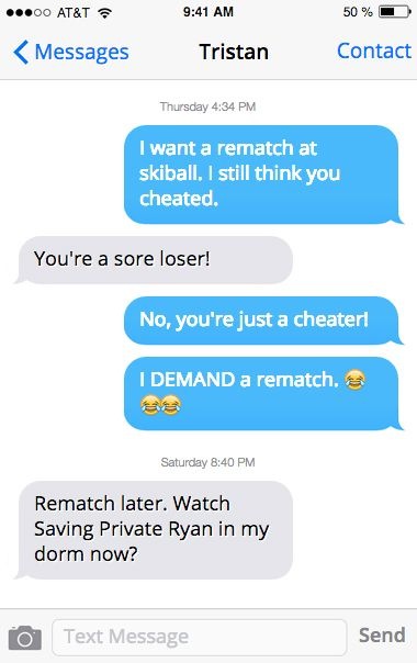 How to Tell If a Guy Is Just Not Into You - Texts That Prove Your