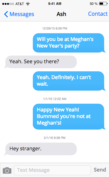 7 Text Messages That Prove Hes Just Not That Into You