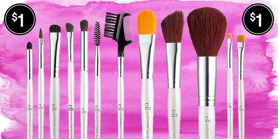 elf brushes pink. elf brushes pink d