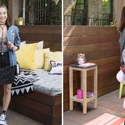 Bag, Style, Luggage and bags, Street fashion, Fashion, Handbag, Calf, Shoulder bag, Foot, Ankle,