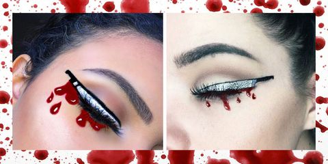 Lip, Brown, Skin, Hairstyle, Eyelash, Red, Eyebrow, Style, Beauty, Invertebrate,