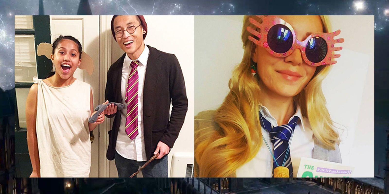 image  sc 1 th 159 & 15 Harry Potter Halloween Costume Ideas - Best DIY Harry Potter Costumes