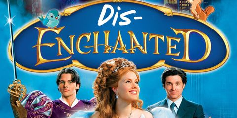 Disneys Enchanted Sequel Is Going To Be Called Disenchanted And